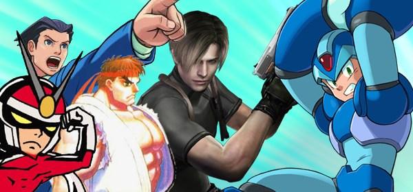 Capcom en Nintendo