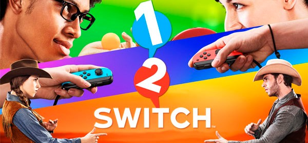 1-2 Switch Nintendo Mundo N