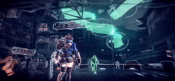 Anunciado Astral Chain para Nintendo Switch