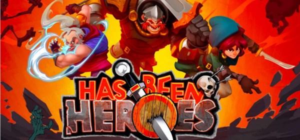 Has-Been Heroes se lanzará en Nintendo Switch el 28 de marzo.