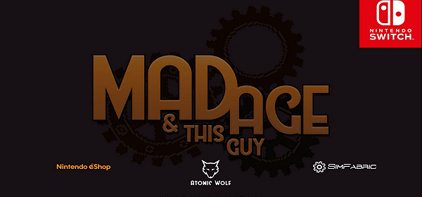 Mad Age & This Guy llega a Nintendo Switch