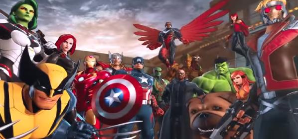 Marvel Ultimate Alliance 3 The Black Order llega en 2019 a Nintendo Switch