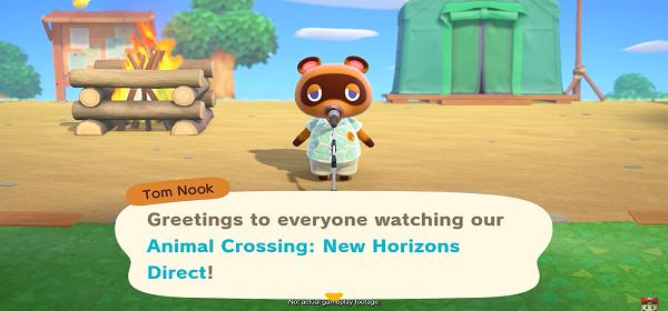[RESUMEN] NINTENDO DIRECT DE ANIMAL CROSSING: NEW HORIZONS