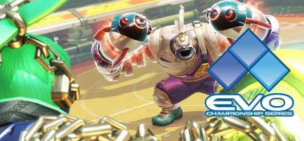 arms en Evo Nintendo Switch Mundo N