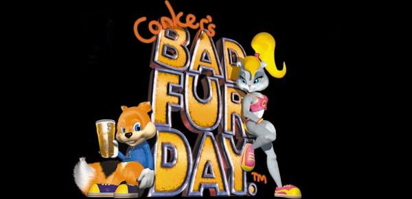 Conker's Bad Fur Day para Nintendo 64