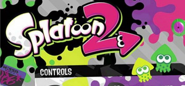 Controles de Splatoon 2