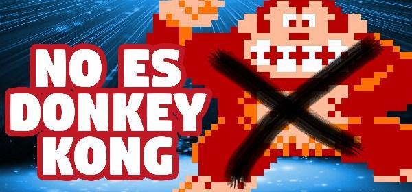El primer video juego de Nintendo - por Mundo N