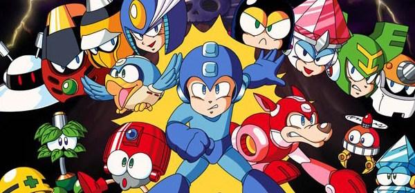 Especial de Mega Man