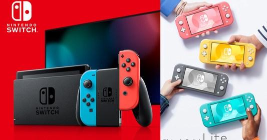 Nintendo Switch Sales US
