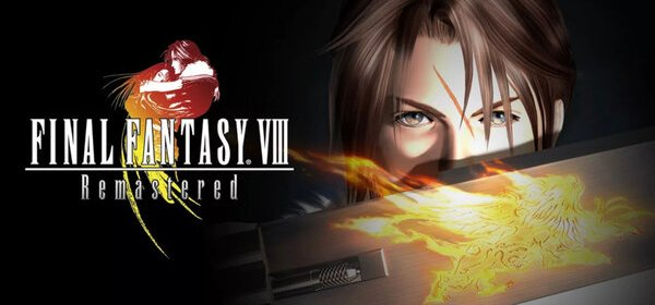 Final Fantasy VIII Remastered eShop