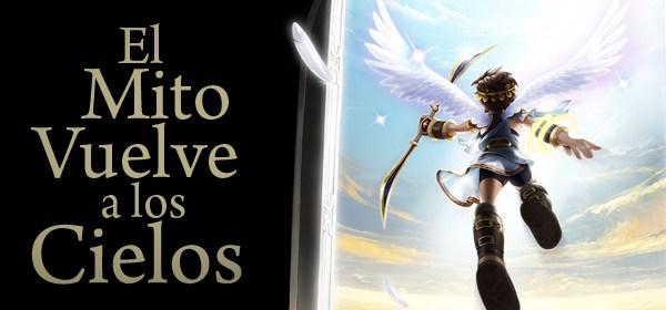 Kid Icarus Uprising: Pit vuela de nuevo