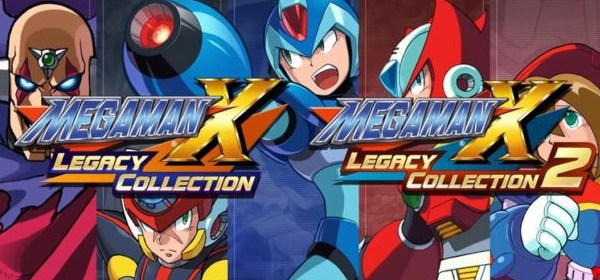 Mega Man X Legacy Collection 1 y 2 para Nintendo Switch