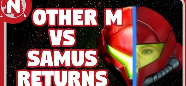 Metroid Other M Vs Samus Returns
