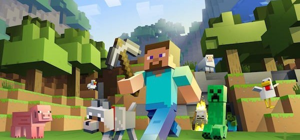 Minecraft New Nintendo 3ds