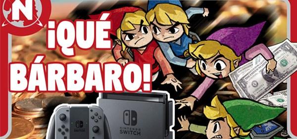 El verdadero culpable de los altos precios en Latinoamérica del Nintendo Switch