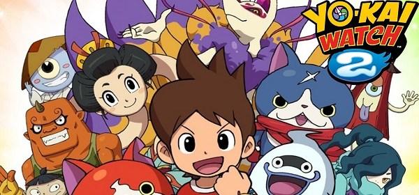 Yo-kai Watch Nintendo 3DS Mundo N