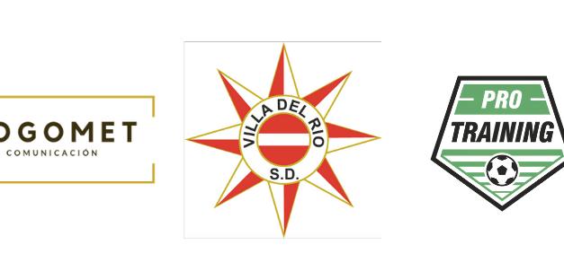 Nogomet Comunicación y ProTraining, organizadores del Torneo Fútbol Base Villa del Río