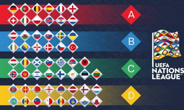 Uefa Nations League – 1ª edición