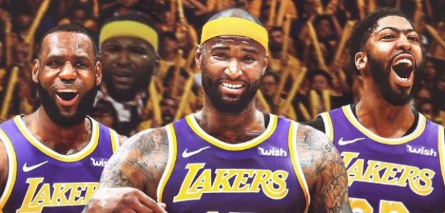 Los Angeles Lakers: ¿candidatos al anillo?