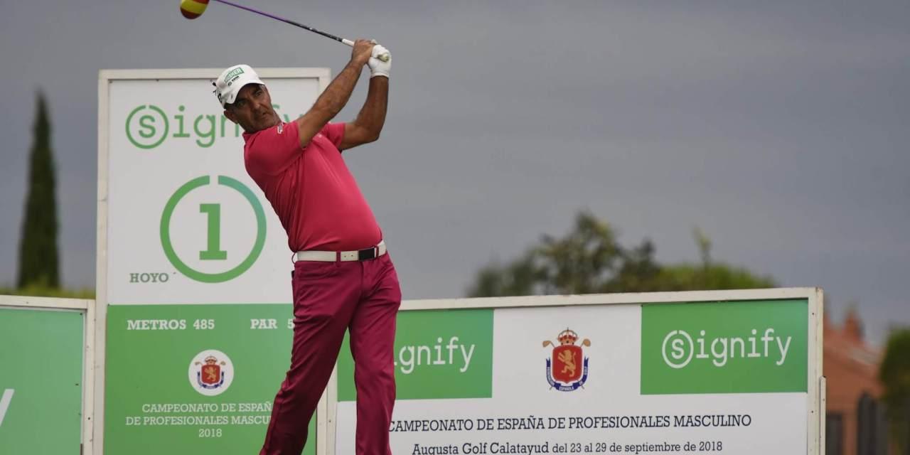 Diez antiguos ganadores engrandecen el Philips Hue Campeonato de España de Profesionales