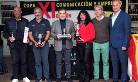 La Copa Comunicación y Empresas completa la temporada
