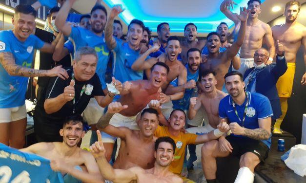 A 90 de minutos de la gloria (Ciudad de Lucena 1-1 Xerez Deportivo)