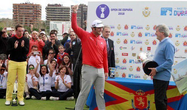 El Mutuactivos Open de España no se celebrará en 2020