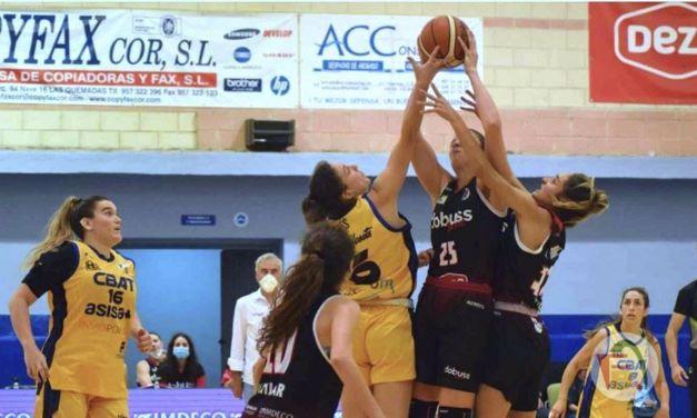 El Dobuss se acerca al ascenso a la Liga Femenina 2