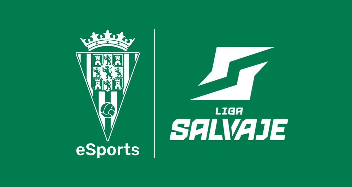 El Córdoba CF eSports competirá en la Liga Salvaje