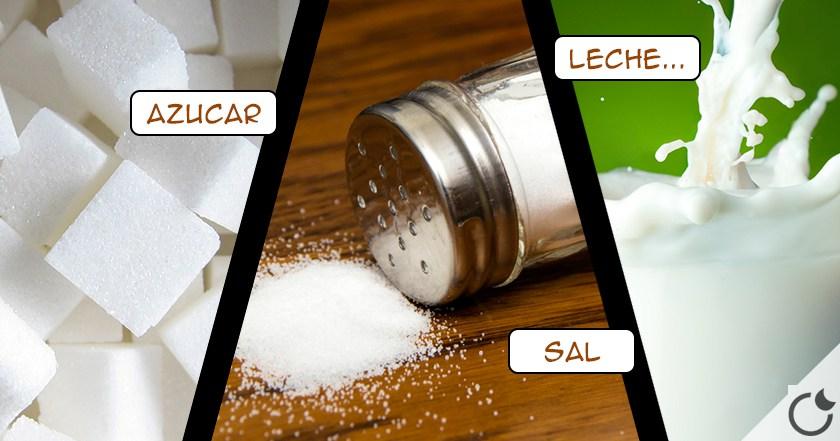 Si tomas alimentos refinados ENFERMARÁS GRAVEMENTE.