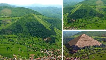 Científico encuentra un misterio en las pirámides de Bosnia - Mundo ...