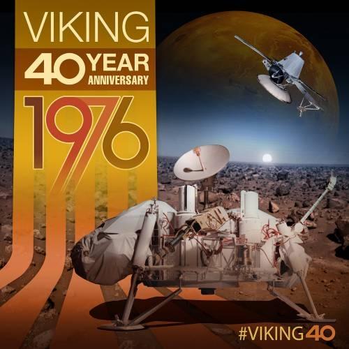 40 años del aterrizaje de la Viking-1 en Marte ¿Se supo de la existencia de vida desde el inicio?