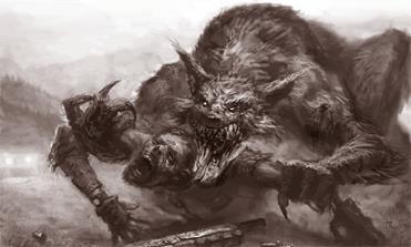 La Bestia de Gévaudan