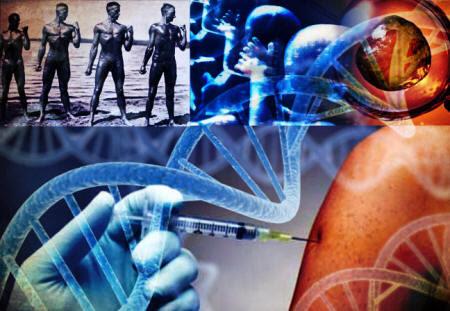 Vacunas una operacion encubierta para manipular humanos genéticamente