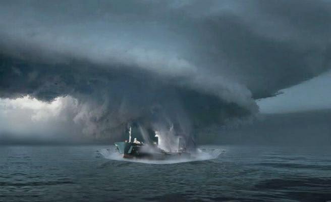 """tt3 1 - El Misterioso """"Mar Del Diablo"""""""