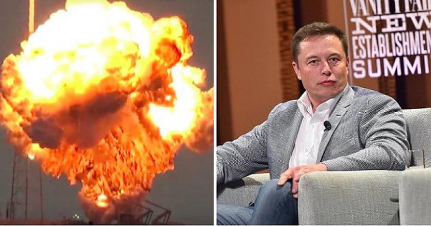 Ahora SpaceX no descarta que la explosión del Falcon 9 haya sido un sabotaje