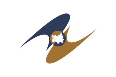 Bandera de la Unión Económica Euroasiática
