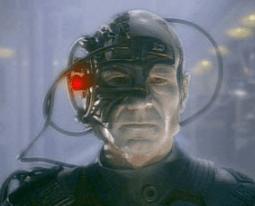 Los transhumanos serán inmortales, como jefes supremos similares a los Borg.-