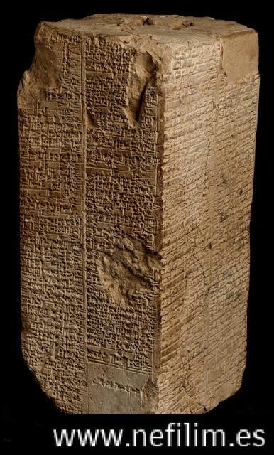 La Lista de Reyes Sumerios que abarca Más de 241.000 Años Antes del Gran Diluvio