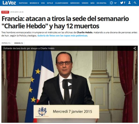 3 terroristas captura la voz 1 - LA MANIPULACIÓN DE LOS MEDIOS DE COMUNICACIÓN EN EL TIROTEO DE PARIS