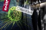 Zara, Levi's, Mango, Calvin Klein, Diesel y H&M contienen toxicos en sus prendas