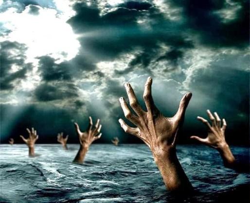 diluvio1 - ¿Fue el ARCA de NOÉ un banco de ADN para los DIOSES INSTRUCTORES ETs?