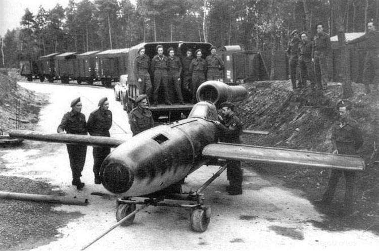 el misterio de las wunderwaffe de adolf hitler 1 - El misterio de las #Wunderwaffe de Adolf #Hitler