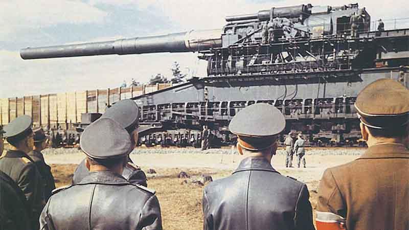 el misterio de las wunderwaffe de adolf hitler 6 - El misterio de las #Wunderwaffe de Adolf #Hitler