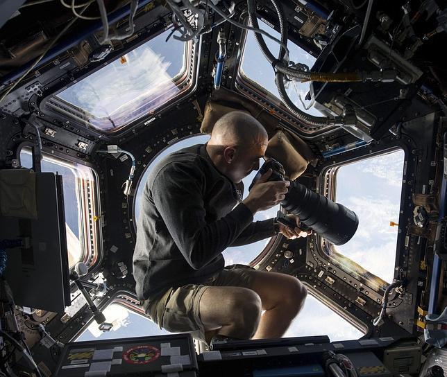 Bacterias mutantes atacan la estación espacial internacional