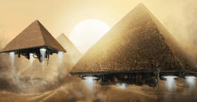 evidencia fisica claramente demuestra que hay una enorme estructura enterrada cerca de las piramides de egipto 1 - Evidencia física claramente demuestra que hay una enorme estructura enterrada cerca de las Pirámides de Egipto