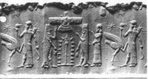 Akpallus historias babilónicas sobre las enseñanzas de los dioses