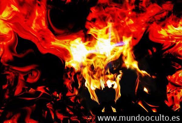 Xafán: el demonio que quiso incendiar el Cielo.