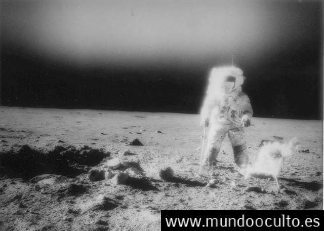 Apolo12 1 - Las bases extraterrestres en la Luna
