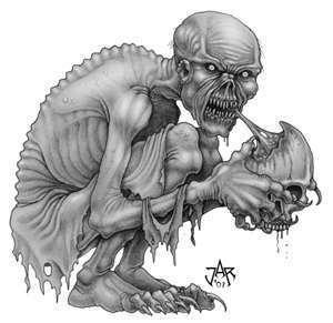 ghoul - GHOUL